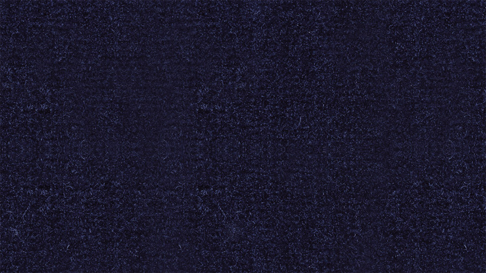 Marine Tuft Plush Navy